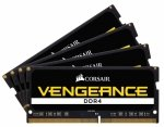 Corsair SO-DIMM 64 GB DDR4-2400 Quad-Kit, CMSX64GX4M4A2400C16, Value Select