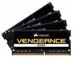 Corsair SO-DIMM 64 GB DDR4-2400 Quad-Kit, CMSX64GX4M4A2400C16, Value Select