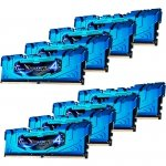 G.Skill DDR4 64GB 2666-16 Ripjaws 4 Blue