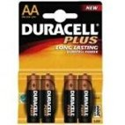 Duracell Plus Power - AA (MN1500/LR6) Mignon   4szt.