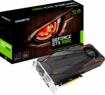 GIGABYTE GeForce GTX 1080 Turbo OC, HDMI, 3x DisplayPort, DVI-D