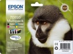 Epson DURABrite Ultra Ink T 089 Multipack BCMY            T 0895