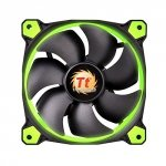 Thermaltake Riing 120 mm LED zielony