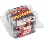 1x20 Ansmann Alkaline Micro AAA red-line Box