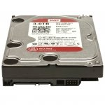 Western Digital Red SATA 6G Intellipower 3,5 - 3 TB