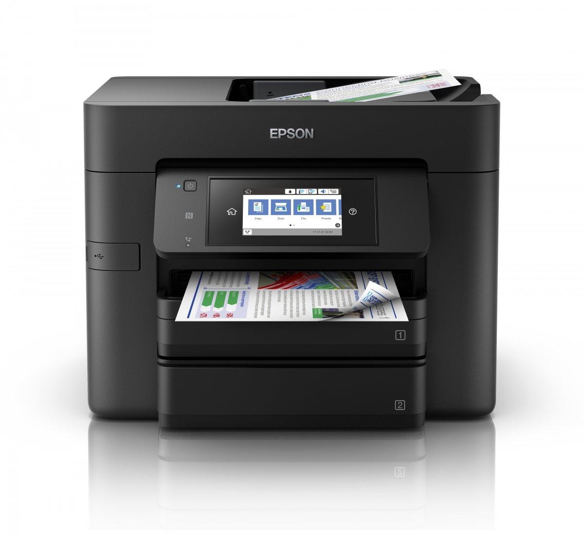 Epson WorkForce Pro WF-4720DWF 4-w-1 Urządzenie ...