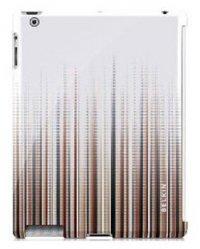 Etui Belkin Snap Shield Remix do tabletuiPad gen 2/3 biała + kolor