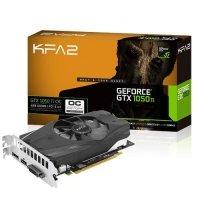 KFA2 GTX1050 Ti OC 4GB DVI/HDMI/DP DDR5
