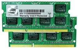 G.Skill SO-DIMM 4 GB DDR3-1066 fr iMac,MacBook/Pro,MacMini