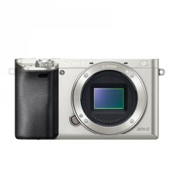Sony Alpha 6000 Body silver
