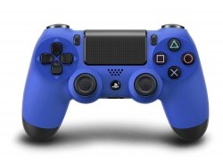 Sony Playstation PS4 Controller Dual Shock wireless blue