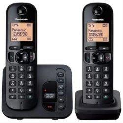 Panasonic KX-TGC222GB sz czarny
