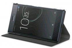 Sony SCSG10 Style Cover Black Xperia XZ premium