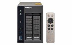 Qnap Turbo Station TS-253A-8G [0/2 HDD/SSD, 2x Gigabit-Lan, 4x USB]