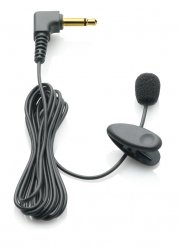 Philips LFH 9173 dyskretny mikrofon przypinany