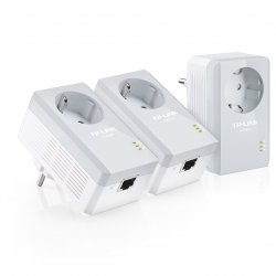 TP-LINK TL-PA4010PT KIT 3x Adapter