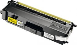 Brother TN-320 Y Toner zolty