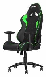 AKRACING Octane Gaming Chair AK-OCTANE-GN czarny / zielony