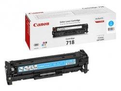 Canon Toner Cartridge 718 C cyan