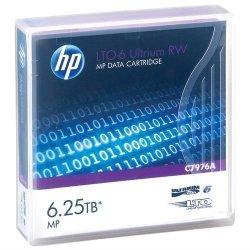 HP LTO6 Medium 6250GB