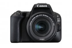 Canon EOS 200D Kit black + EF-S 18-55 IS STM