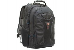 Wenger Carbon Backpack Black 17.0