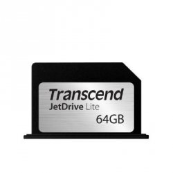 Transcend JetDrive Lite 330 64GB MacBook Pro 13  Retina 2012-15
