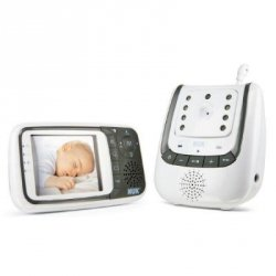 NUK Eco Control+ Video Babyphone