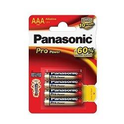 Panasonic Pro Power Gold AAA LR03PPG/4BP