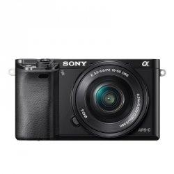Sony Alpha 6000 Kit black + SEL-P 16-50