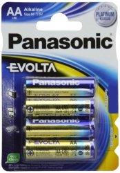 Panasonic EVOLTA Platinum LR6EGE/4BP