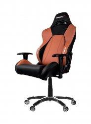 AKRACING Premium V2 Gaming Chair AK-7001-BB czarny / braun