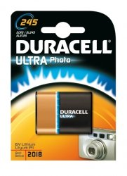 Duracell Ultra Photo Lithium 245 (2CR5)        1szt.