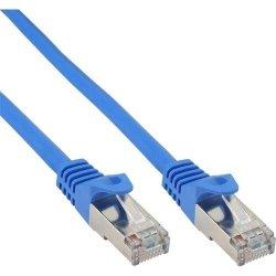 InLine 3m Kabel krosowy 100 Mbit RJ45 - niebieski