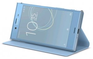 Sony SCSG20 Style Cover Blue Xperia XZ s