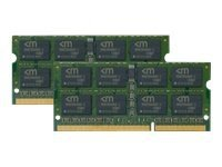 Mushkin SO-DIMM 8 gb ddr3-1333 kit 976647a, f