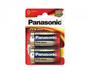 Panasonic Pro Power Gold D LR20PPG/2BP