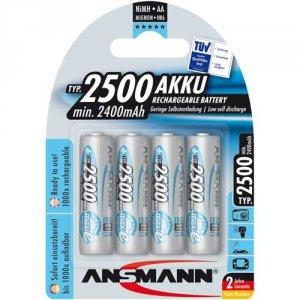 Ansmann maxE 2500mAh NiMh