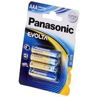 Panasonic EVOLTA Platinum LR03EGE/4BP