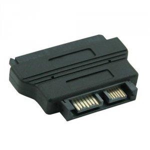 Adapter InLine SATA na 7+6 Slimline z 7+15
