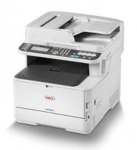 Oki MC363dn, Urzadzenie wielofunkcyjne USB/LAN, Scan, Kopie, Fax