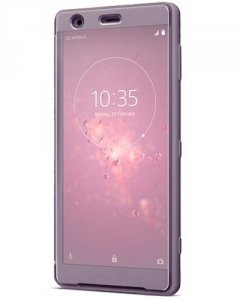 Sony Style Cover Stand SCTH40 for Xperia XZ2 pink