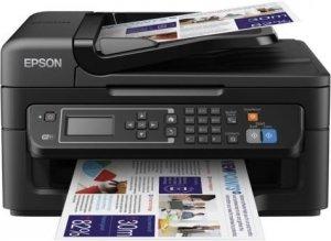 Epson WorkForce WF-2630WF,  USB/WLAN, Scan, Kopie, Fax
