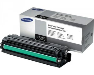 Samsung Toner CLT-K505L Black