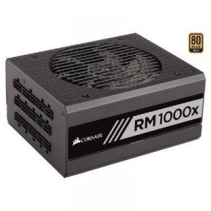 Corsair RM1000X 1000W, czarny, 8x PCIe, Kabel-Management