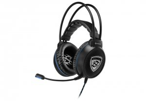 Sharkoon Skiller SGH1, Headset czarny