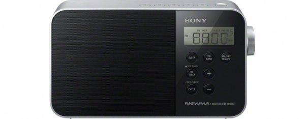 Sony ICF-M 780 SL black