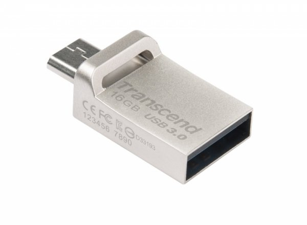 Transcend JetFlash 880S 16GB OTG microUSB + USB 3.0