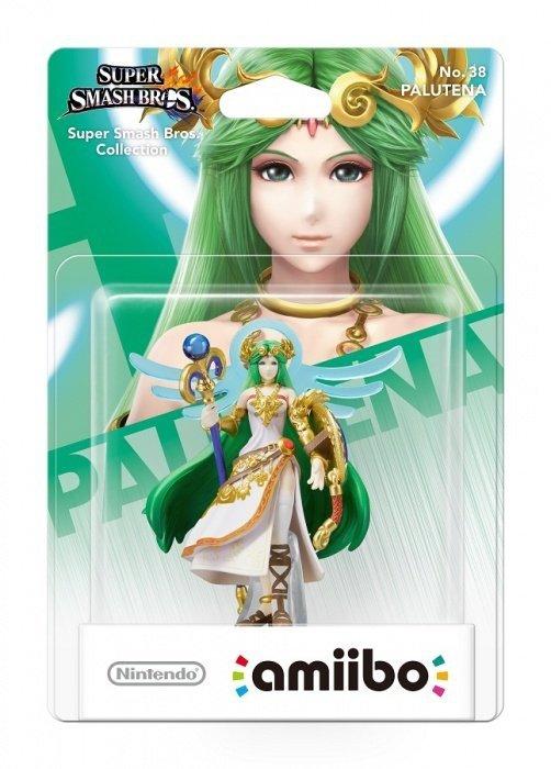 Nintendo amiibo Smash Palutena
