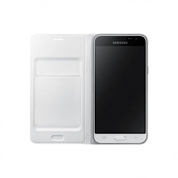 Samsung Flip Wallet EF-WJ320 dla Galaxy J3 (2016) white